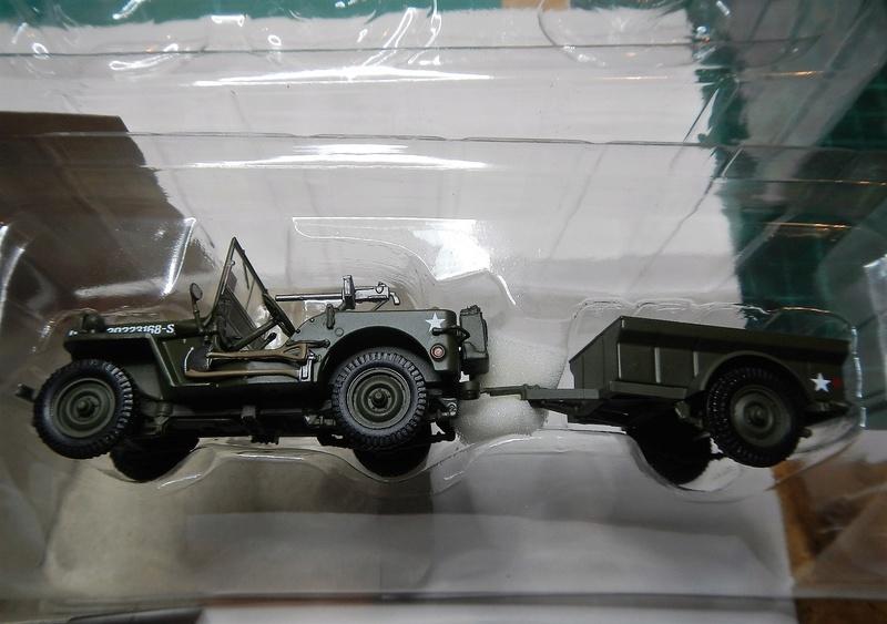 Jeep Willys - 1/8ème - Ed. Hachette - Construction par Glénans (Partie 1) - Page 5 Dscn6550