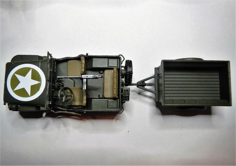 Jeep Willys - 1/8ème - Ed. Hachette - Construction par Glénans (Partie 1) - Page 5 Dscn6551
