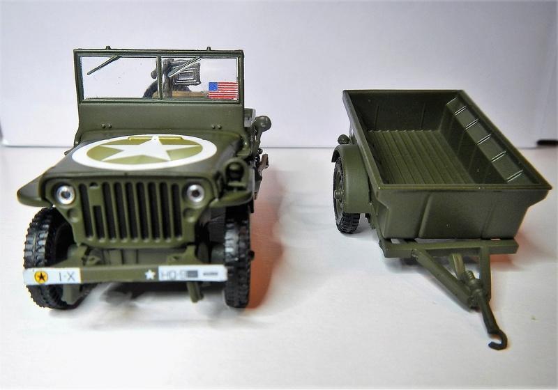 Jeep Willys - 1/8ème - Ed. Hachette - Construction par Glénans (Partie 1) - Page 5 Dscn6620