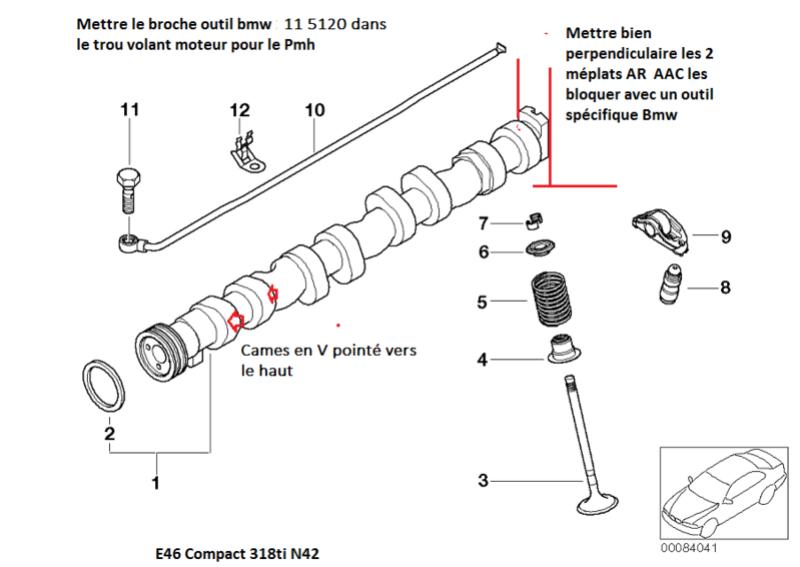 [ BMW E46 318 CI N42 an 2002 ] comment caler distribution moteur N42 - Page 2 11_aac11