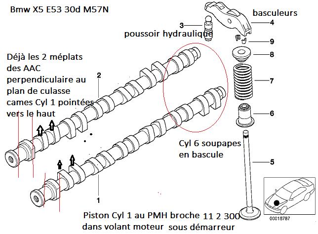 [ BMW E53 X5 3.0d M57N an 2006 ] Problème moteur ne démarre pas 11_aac13