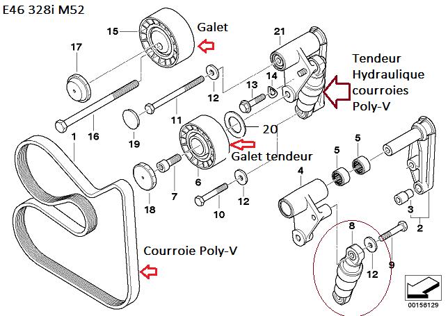 [ BMW e46 328i an 1998 ] Bruit grincement au démarrage 11_cou10