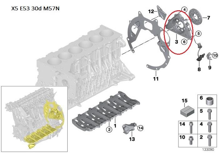 [ BMW E53 X5 3.0d M57N an 2006 ] Problème moteur ne démarre pas 11_joi10
