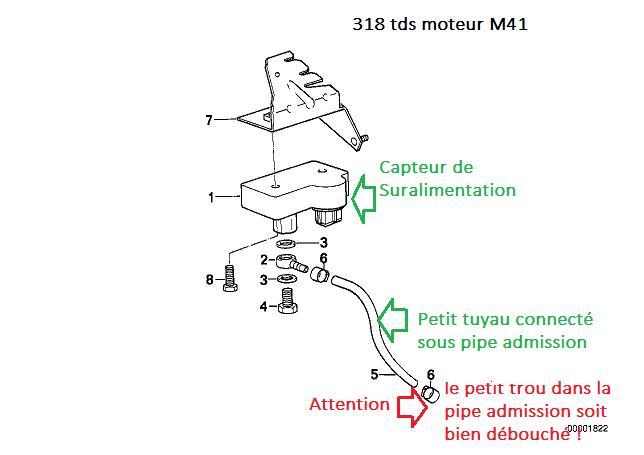[ BMW E36 318 TDS M41 Compact an 1998 ] Pas de puissance (résolu) 12_e3610