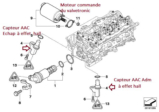 [ BMW E46 316ti N42 an 2001 ] pas de précharge pompe à essence 12_n4210