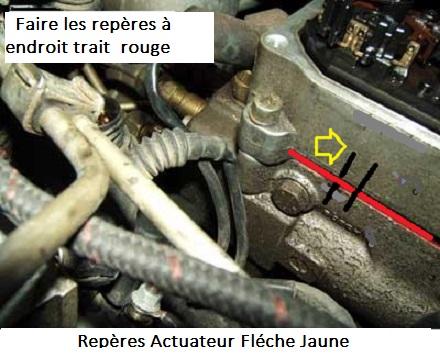 [ BMW E36 318 TDS M41 an 1997 ] Problème démarrage suite resserrage actuateur (résolu) 13_act11