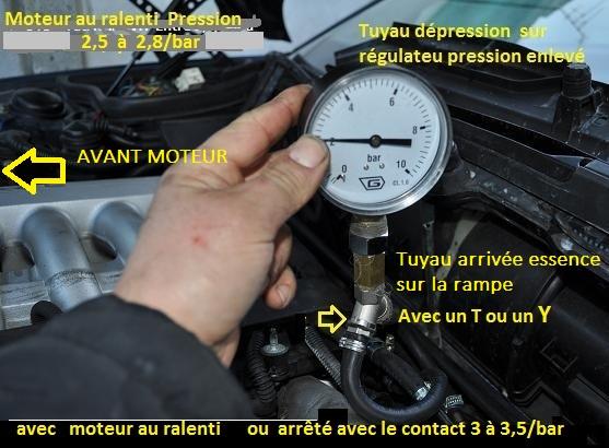 [ BMW E46 316ti N42 an 2001 ] pas de précharge pompe à essence 13_mes11