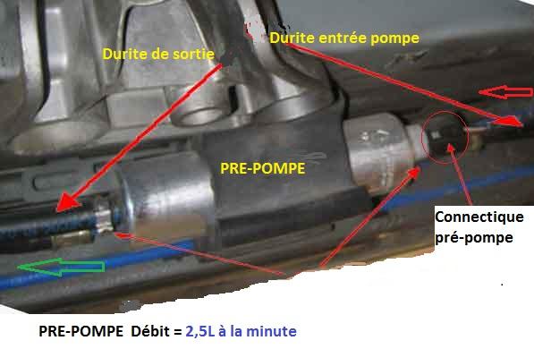 [ BMW E46 330D M57 an 2001 ] Problème pompe à carburant 16_pre10