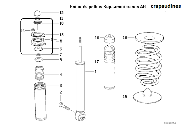[ BMW E36 compact 323ti an 1998 ] bruit train arrière (résolu) 33_e3610