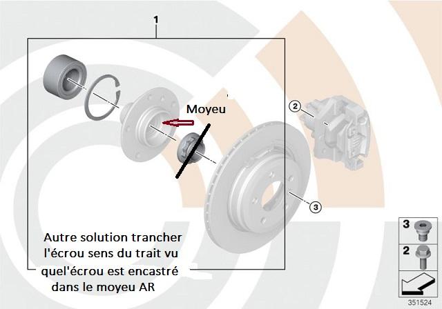[ bmw e46 320d M47 an 1999 ] Bruit au niveau de la roue ar droite (résolu) - Page 2 33_ecr10