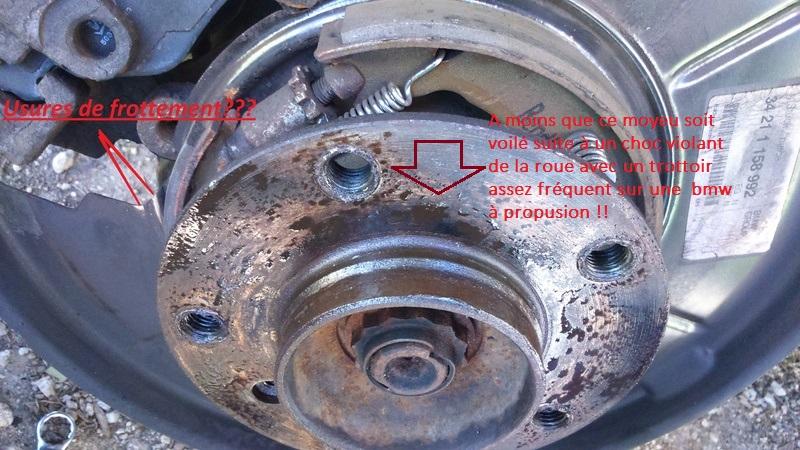 [ bmw e46 320d M47 an 1999 ] Bruit au niveau de la roue ar droite (résolu) - Page 3 33suit10