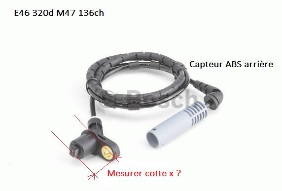 [ bmw e46 320d M47 an 1999 ] Bruit au niveau de la roue ar droite (résolu) - Page 2 34_e4610