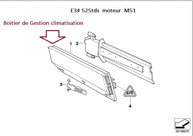 [ BMW E34 525 tds an 1995 ] A quoi servent ces fusibles ? 64_e3410