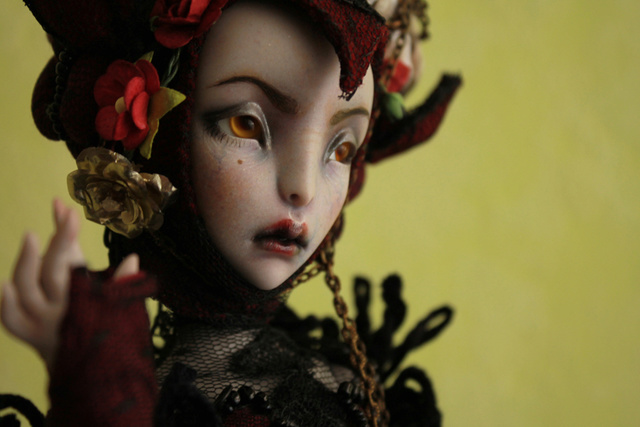 [VENDS] CERISEDOLL Constantine (make-up Follow the wind) Bibich12