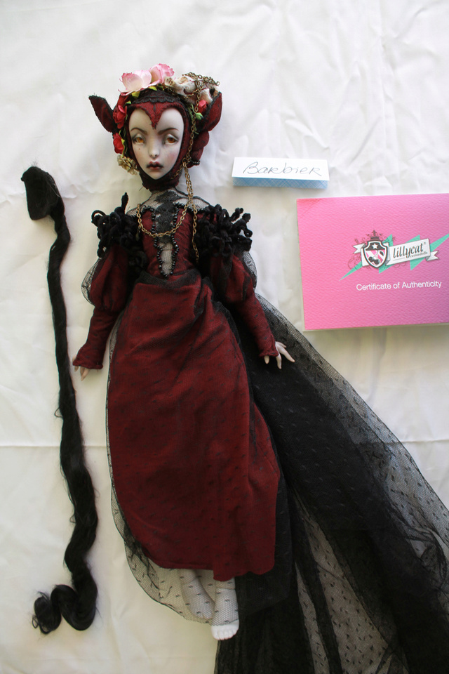 [VENDS] CERISEDOLL Constantine (make-up Follow the wind) Bibich13