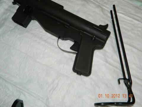 CAW M3A1 Grease Gun