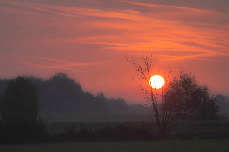 coucher de soleil la semaine dernière Couchy13