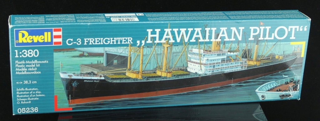 Cargo mixte nucléaire NS Savannah, cargo Hawaiian Pilot - Page 2 Cargo_10