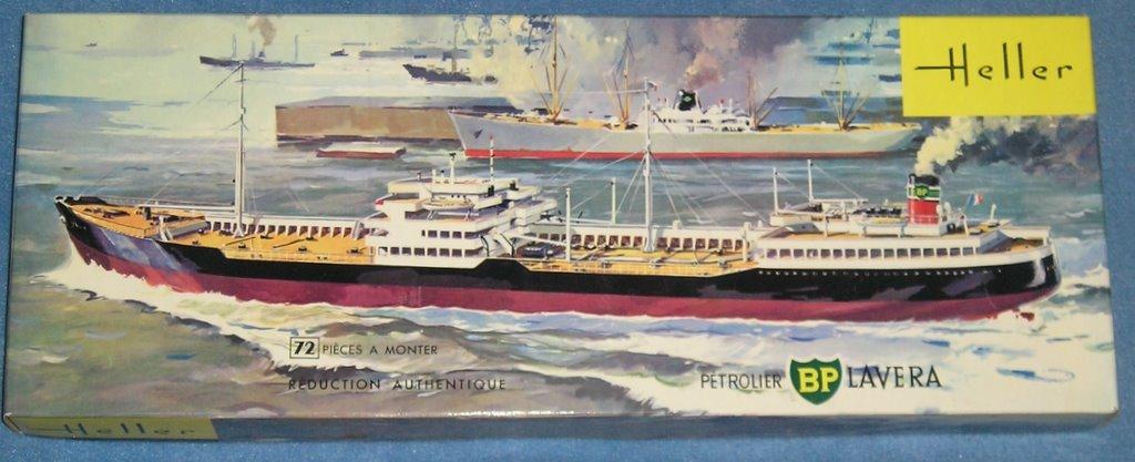 Dio : Pétrolier British Sovereign & croiseur Long Beach (Revell 1/500°) par PLEF Pytrol11