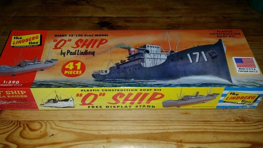 Les corsaires du Reich....LOS Q_ship10
