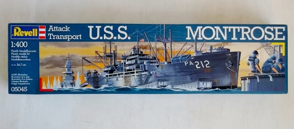 [Revell] Uss Montrose / Uss Randall au 375 eme Uss_mo10