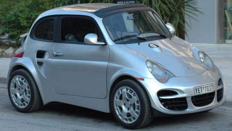 Porsche drôle/insolite - Page 5 Fiat-512