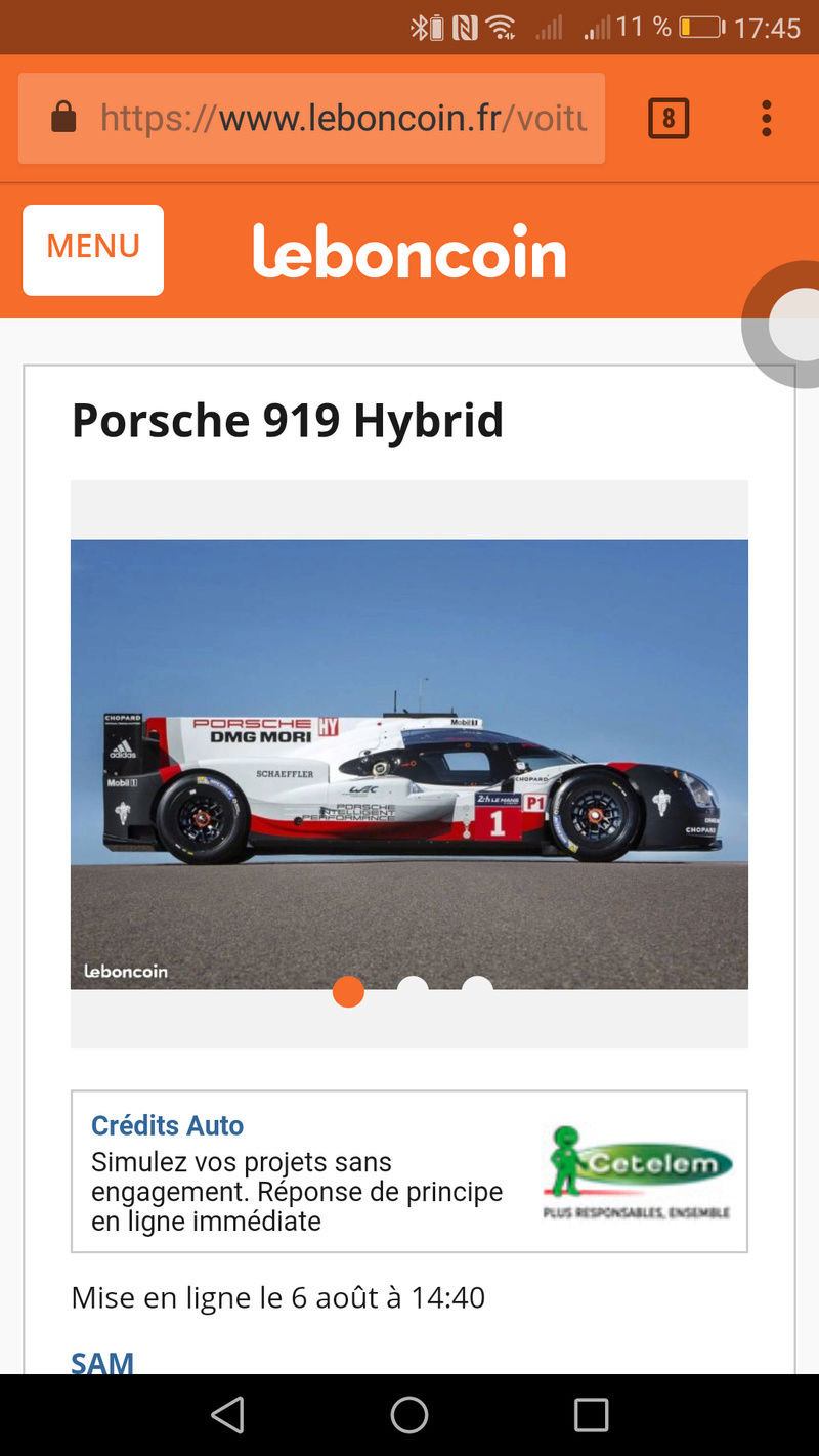 Porsche quitte la LMP1 - Page 6 Screen13