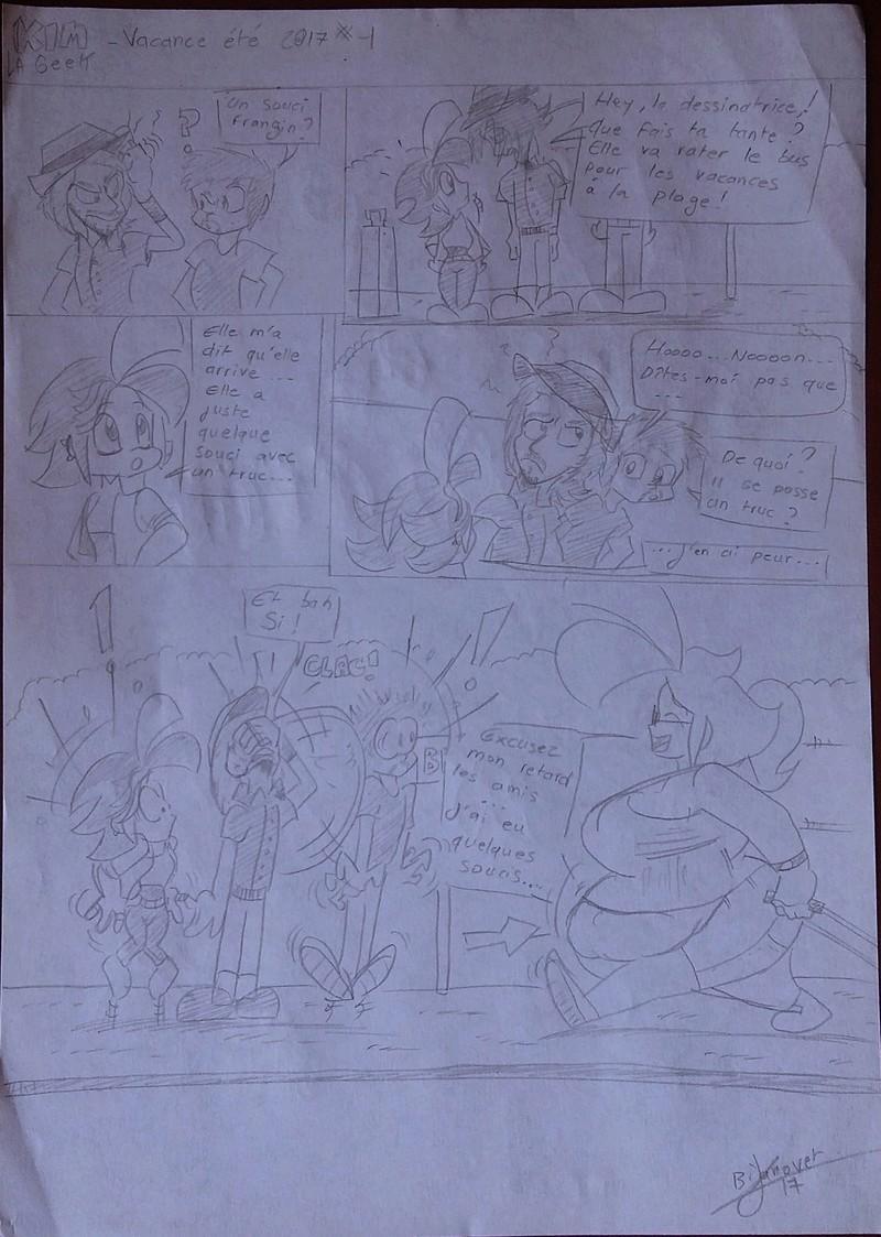Les dessins de Ben'  20170813