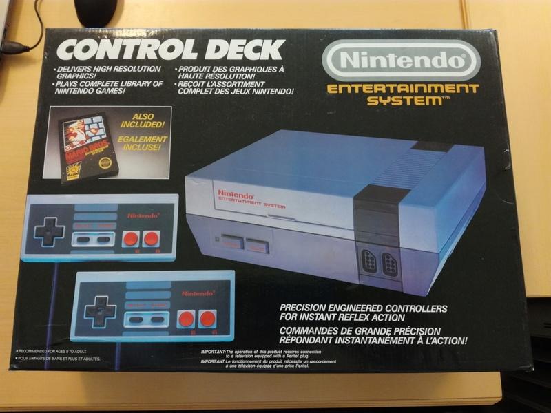 [EST] Console Nintendo NES en boîte (Mario non inclus) Img_2011