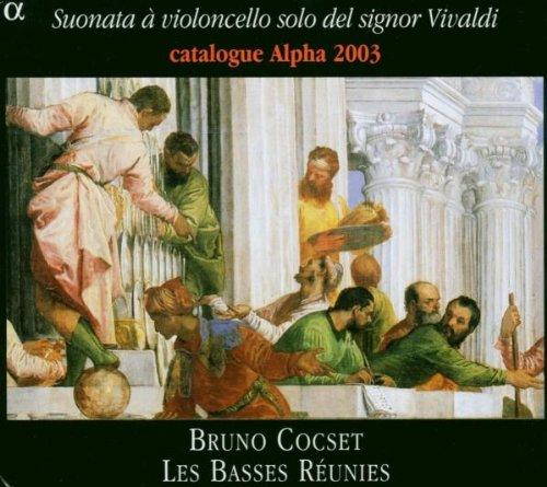 Vivaldi, oeuvres instrumentales (sauf concertos) 51ekrc10