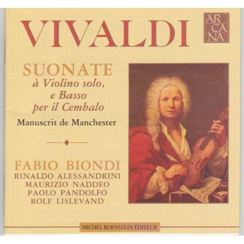 Vivaldi, oeuvres instrumentales (sauf concertos) 6-sona10