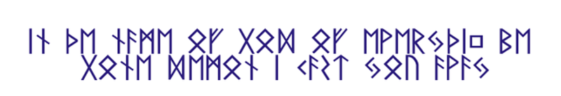 Religion and beliefs Runic_10