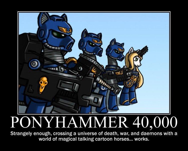 Warhammer 40K Ponyha11