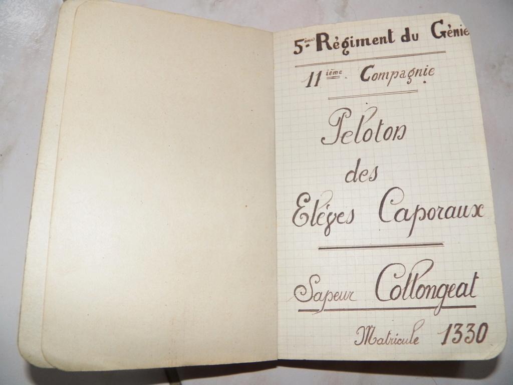 5e génie, carnet de notes et photos d'un sapeur 101_0110