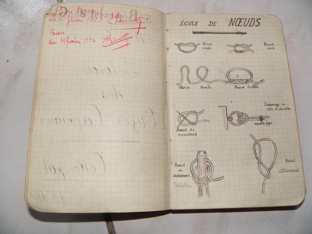 5e génie, carnet de notes et photos d'un sapeur 101_0111