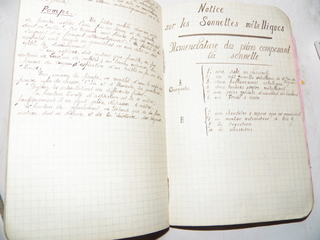 5e génie, carnet de notes et photos d'un sapeur 101_0116