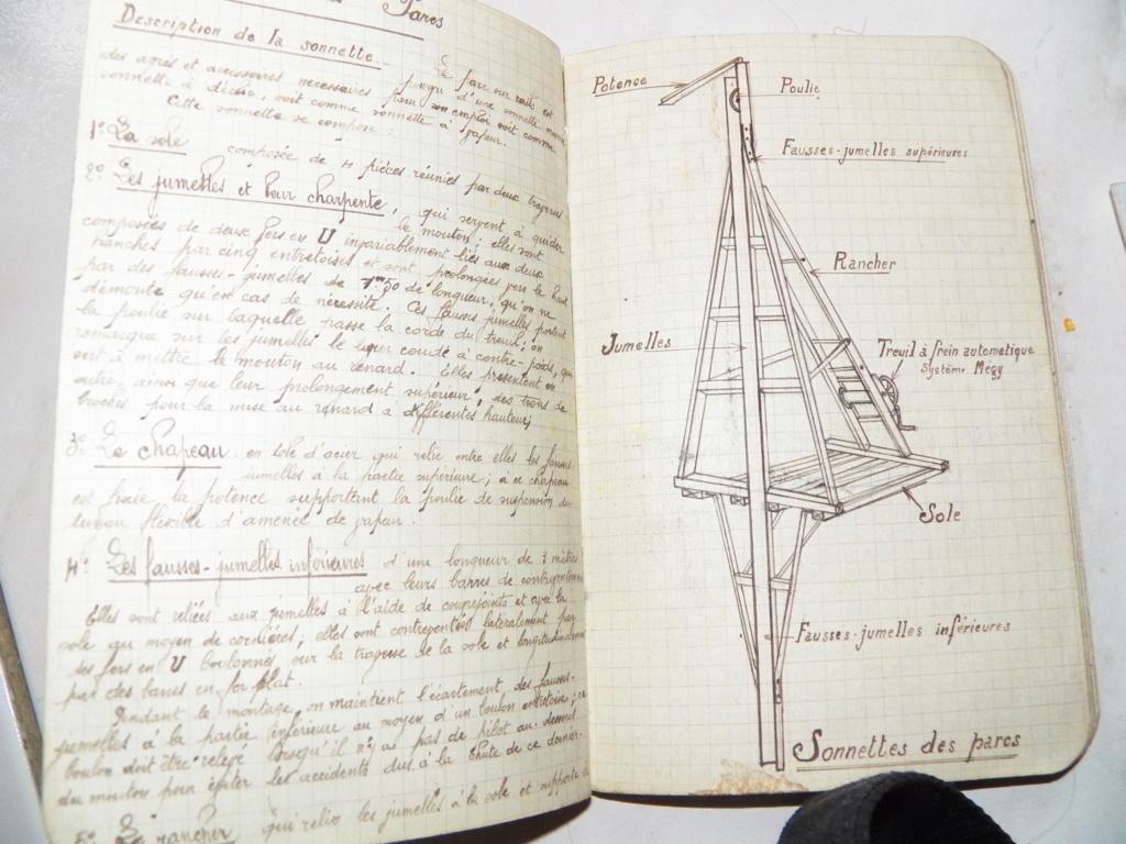 5e génie, carnet de notes et photos d'un sapeur 101_0118