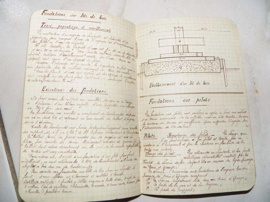 5e génie, carnet de notes et photos d'un sapeur 101_0119