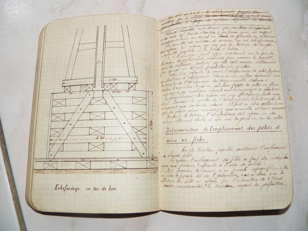 5e génie, carnet de notes et photos d'un sapeur 101_0120