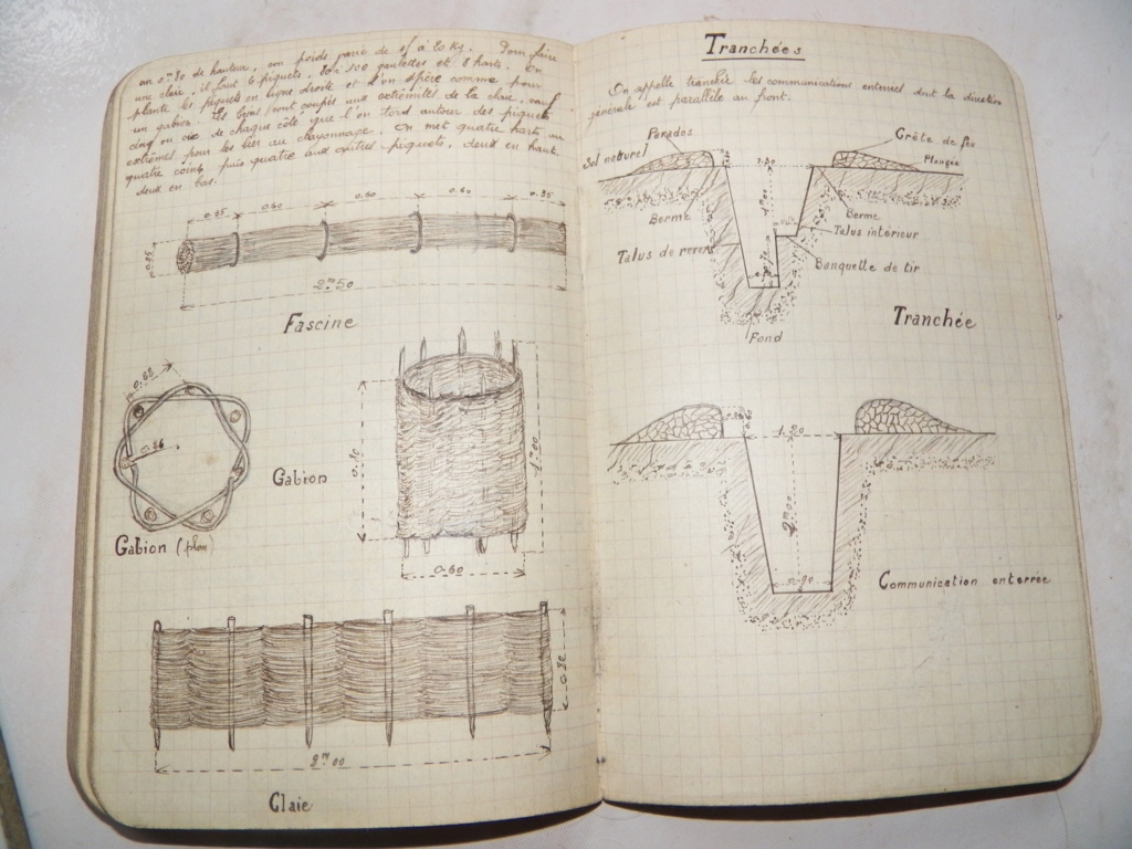 5e génie, carnet de notes et photos d'un sapeur 101_0121