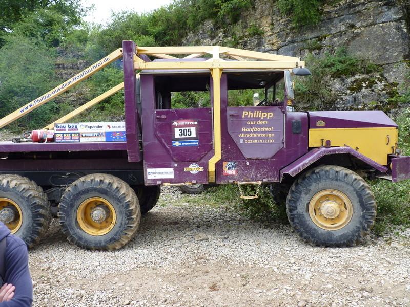 préparer un KT pour l'europa truck trial montalieu P1170913