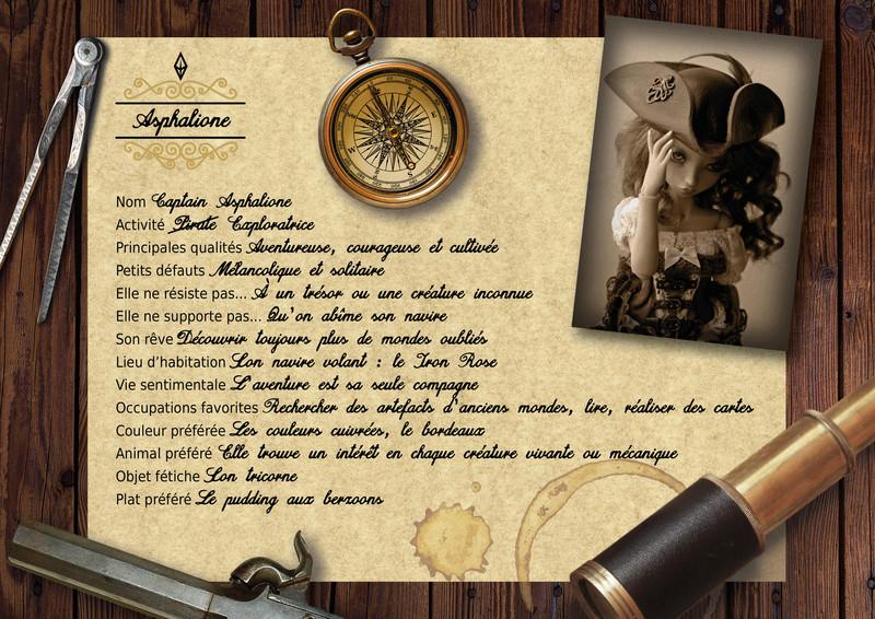 [Youpla Dolls Ziya] ★ Asphalione II (p.7) ★ - Page 4 Asphal10