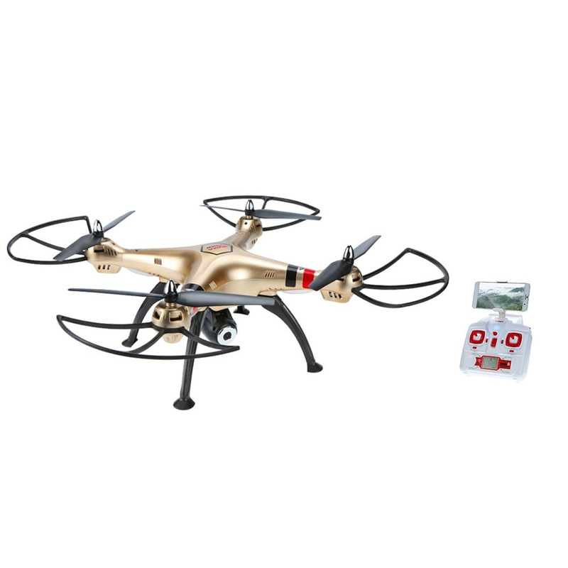 Mon nouveau jouet :)  -  Drone Syma_x10