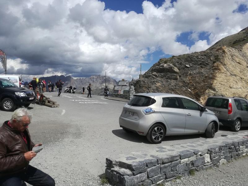 Bourgoin Jallieu - Chamonix par le Galibier, l'Iseran, et le Cormet de Roselend - 440 km Img_2012