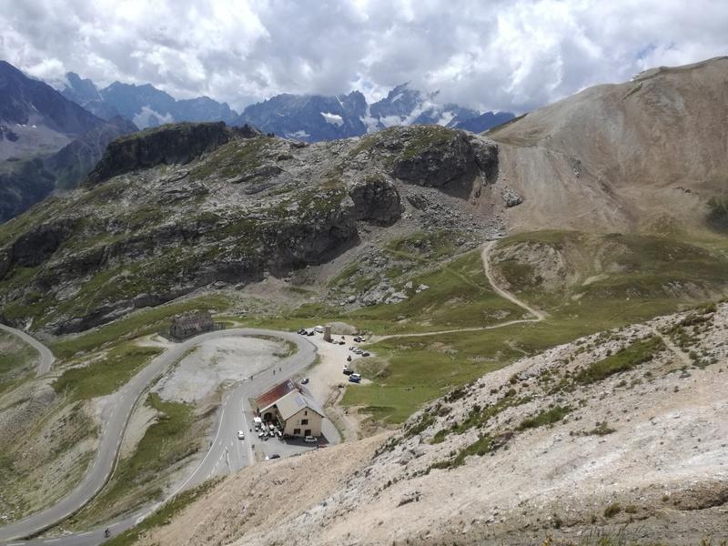 Bourgoin Jallieu - Chamonix par le Galibier, l'Iseran, et le Cormet de Roselend - 440 km Img_2014