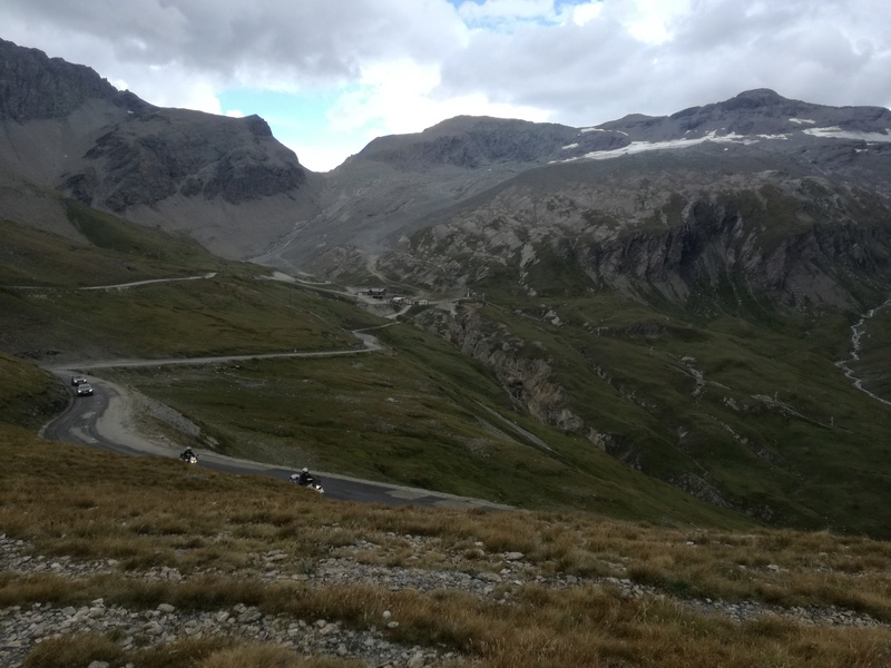 Bourgoin Jallieu - Chamonix par le Galibier, l'Iseran, et le Cormet de Roselend - 440 km Img_2015