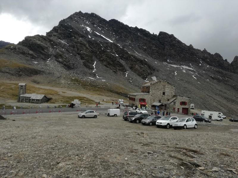 Bourgoin Jallieu - Chamonix par le Galibier, l'Iseran, et le Cormet de Roselend - 440 km Img_2016