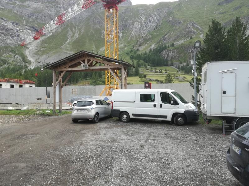 Bourgoin Jallieu - Chamonix par le Galibier, l'Iseran, et le Cormet de Roselend - 440 km Img_2019