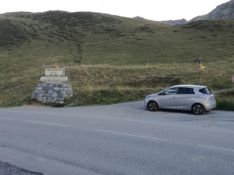 Bourgoin Jallieu - Chamonix par le Galibier, l'Iseran, et le Cormet de Roselend - 440 km Img_2020