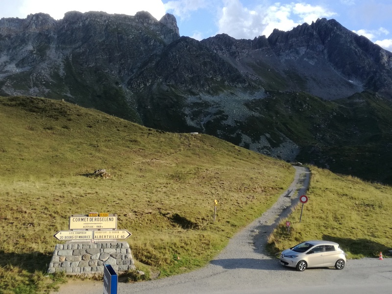 Bourgoin Jallieu - Chamonix par le Galibier, l'Iseran, et le Cormet de Roselend - 440 km Img_2022